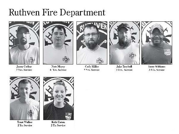 Fire Dept. Members pg. 2