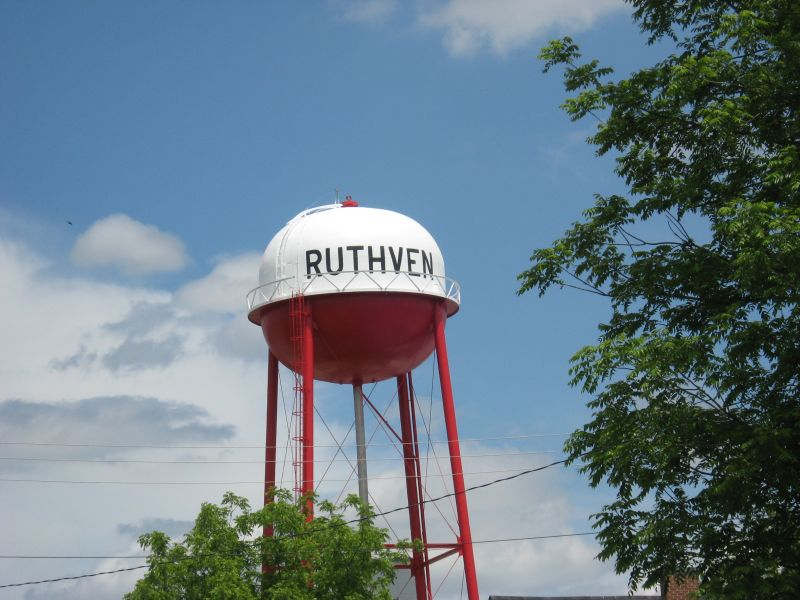 Ruthven Water Tower